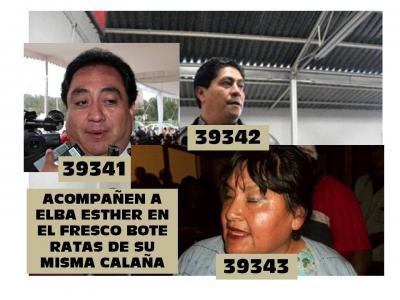 Líder sindical y sus cómplices detenidos en Chiautempan y son presentados ante el juez.